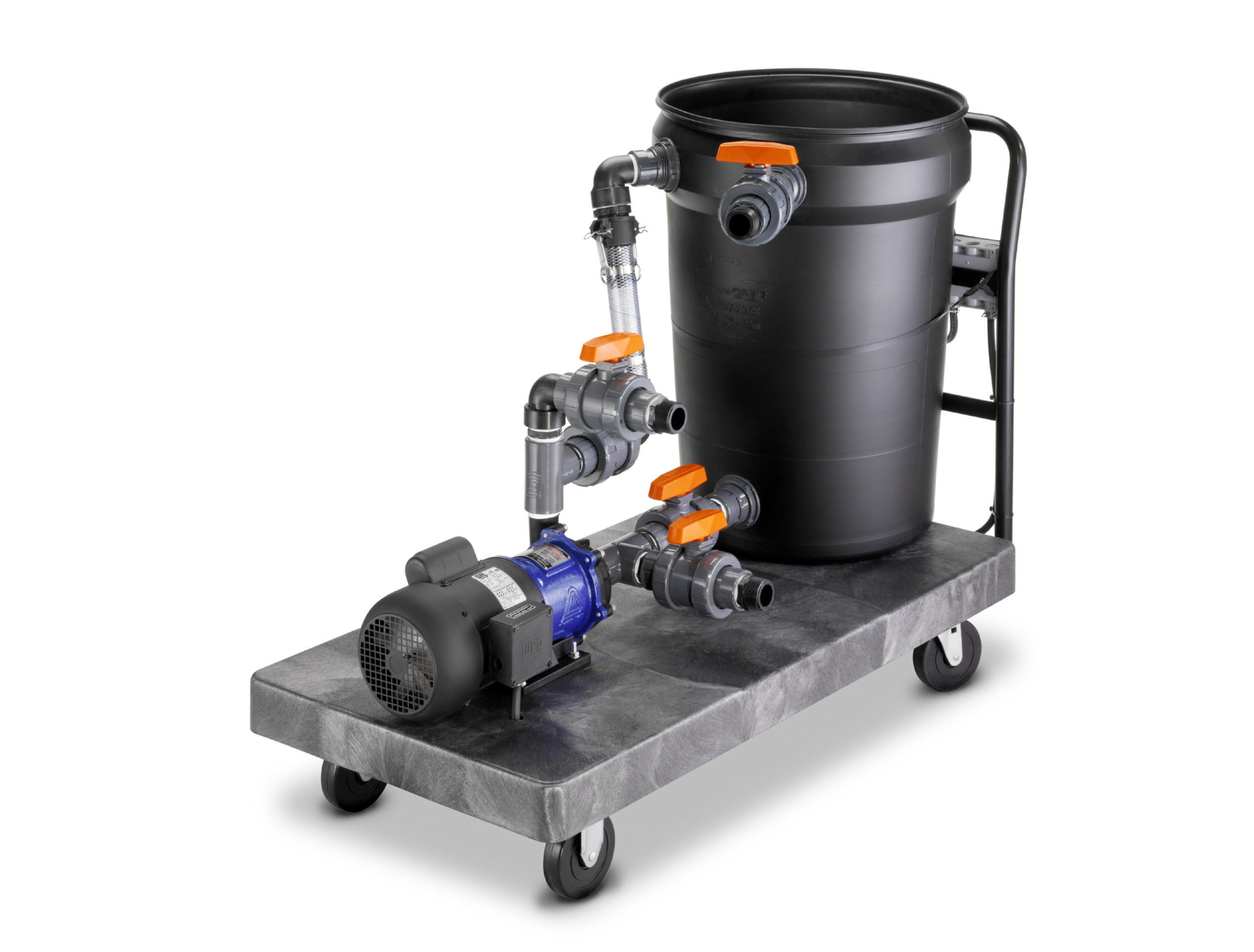 RYDLYME Marine Descaling Systems